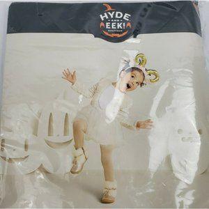 Toddler Goat Halloween Costume Dress Horns Head pc
